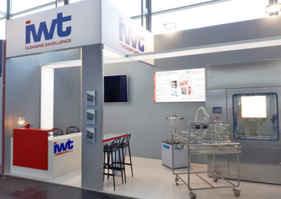 Stand IWT